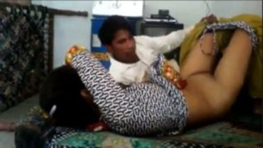 Indian Maid Sex With Lover At Boss' Home