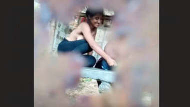 Updated Most popular outdoor sex mms- remaining part get leaked now enjoy full video